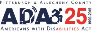 Pittsburgh & Allegheny County ADA 25, 1990 to 2015, Americans with Disabilities Act