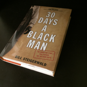 Cover of 30 Days a Black Man book