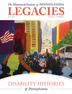 Legacies magazine cover