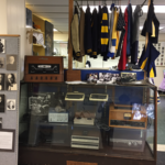 Photos of historical items